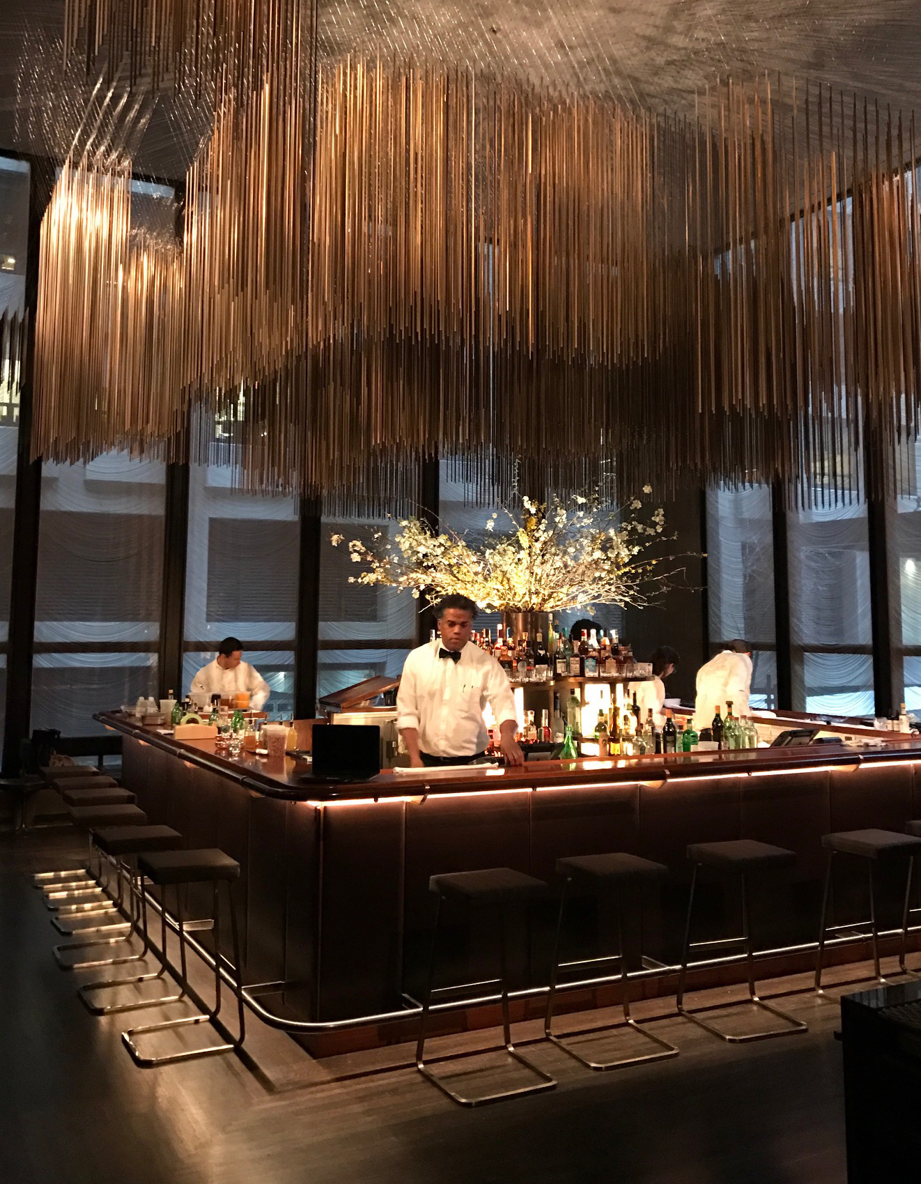 L\'Observatoire International - The Grill at the Seagram Building