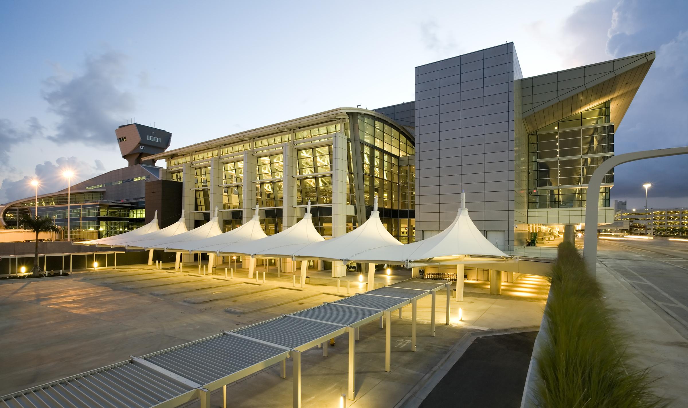 Memphis Airport Rental Car Center