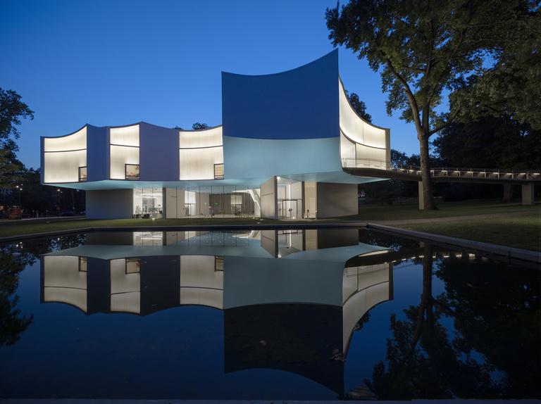 Winter Visual Arts Center - Franklin & Marshall