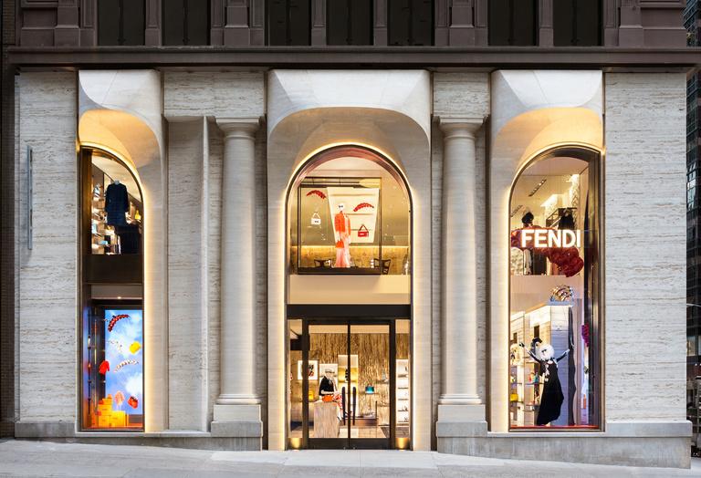 Fendi New York Flagship