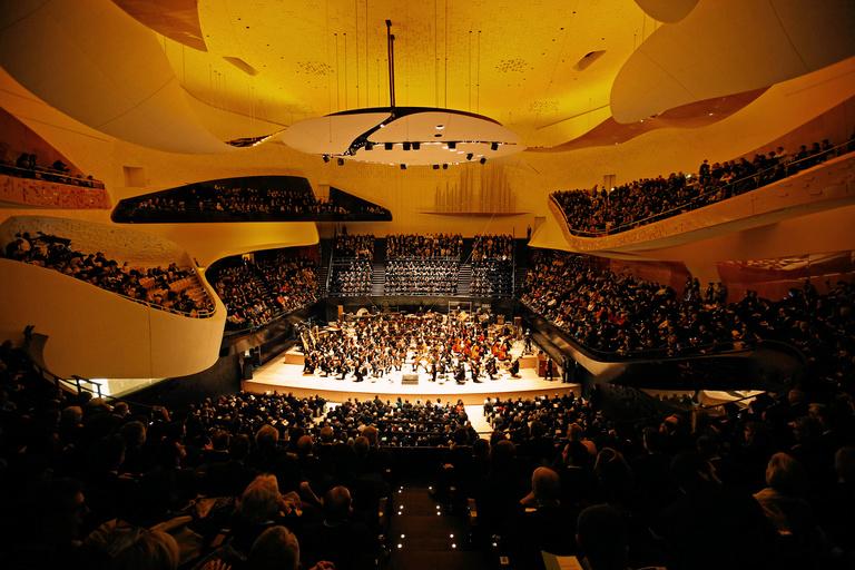 Philharmonie de Paris, Grande Salle