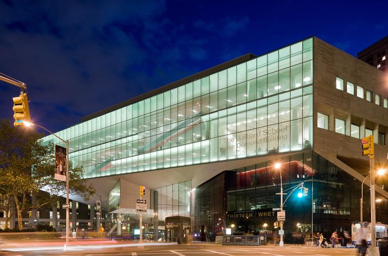 L Observatoire International The Juilliard School Expansion