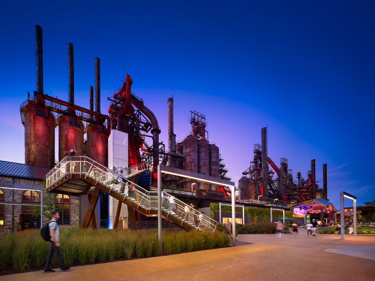 Steel Stacks Campus
