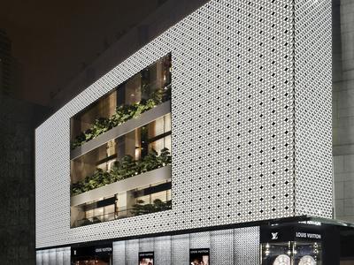 Louis Vuitton Plaza 66