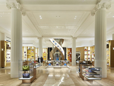 Louis Vuitton Selfridges London