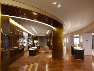 Louis Vuitton Le Bon Marche