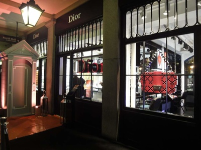 Dior Parfums Covent Gardens