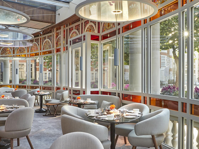 Jean Georges at the Connaught Hotel