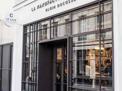Le Café Alain Ducasse Paris