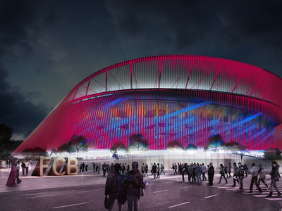 FC Barcelona Stadium Competition