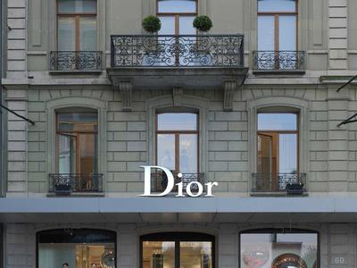 Christian Dior Couture Geneva