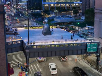 The Spur High Line