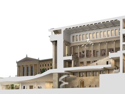 Philadelphia Museum of Art Expansion