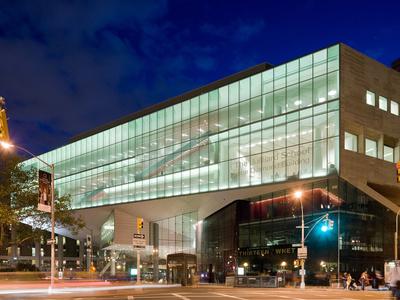 The Juilliard School Expansion