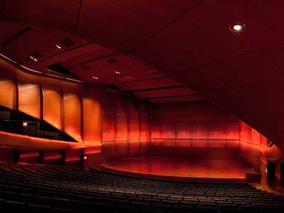 Alice Tully Hall Renovation