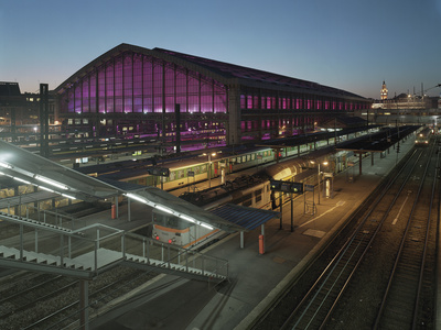 Lille Train Station