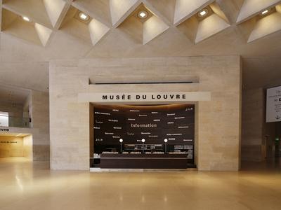 Musée du Louvre - Pyramid Renovation