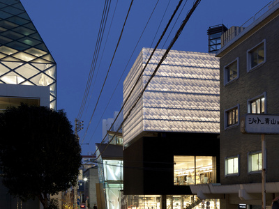 Marc Jacobs Tokyo Flagship Building