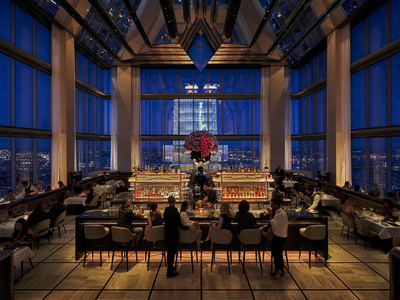 Jean-Georges Philadelphia and JG Sky High