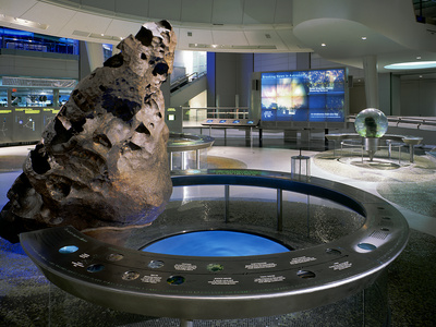 Rose Center for Earth and Space Exhibit, American Museum of Natural History