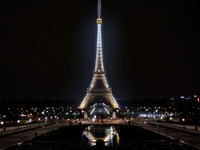 Lighting Design Proposal for the Eiffel Tower