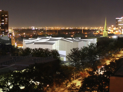 Museum of Fine Arts Houston Campus Expansion