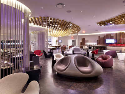 Virgin Atlantic JFK Clubhouse