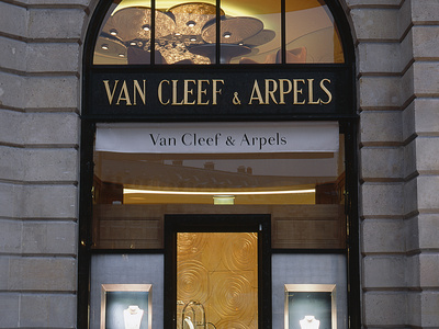 Maison Van Cleef & Arpels Flagship Paris Place Vendôme