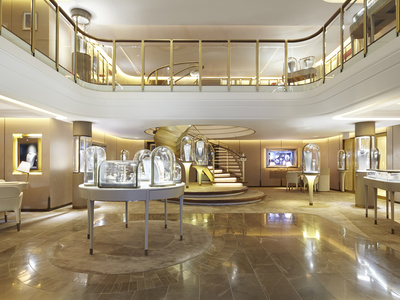 Maison Van Cleef & Arpels Flagship New York